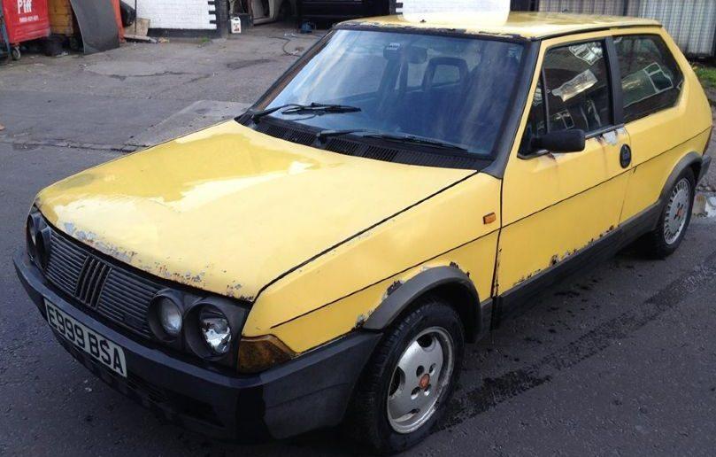 FIAT STRADA ABARTH 130TC MK3