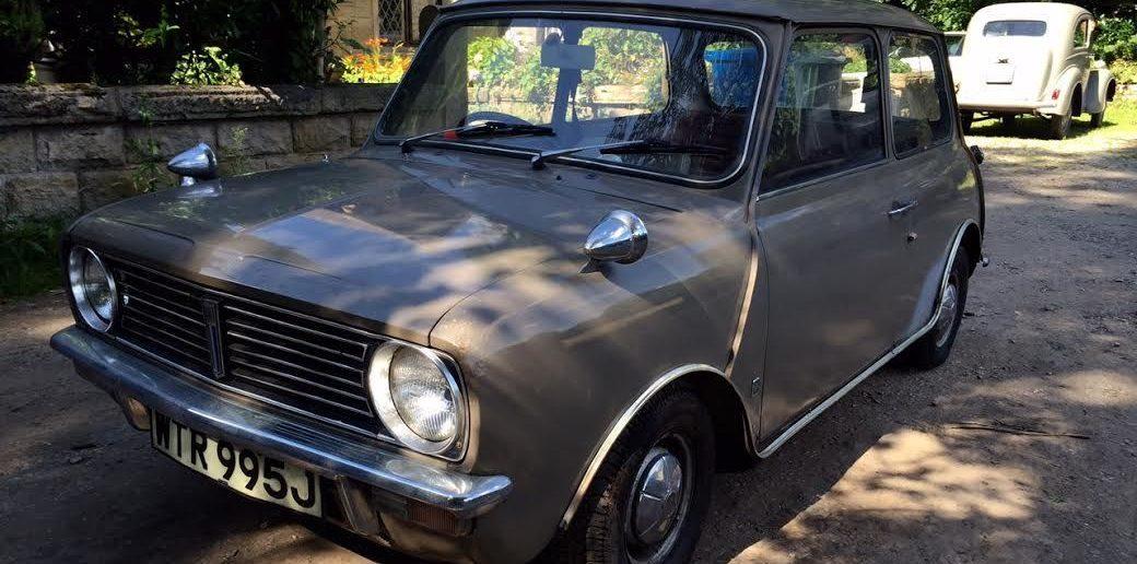 1970 Austin Mini Clubman